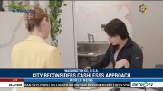 Washington DC Reconsiders Cashless Approach