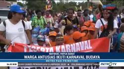 Peringatan HUT ke-73 RI di Kabupaten Maybrat Berlangsung Meriah