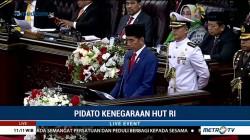 Pidato Kenegaraan HUT ke-73 RI (1)