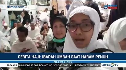 Cerita Haji: Ibadah Umrah saat Masjidil Haram Penuh
