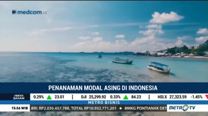Penanaman Modal Asing di Indonesia