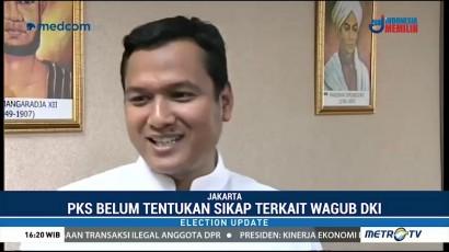 PKS Belum Tentukan Sikap Terkait Kursi Wagub DKI