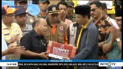 Media Group Kembali Salurkan Bantuan untuk Korban Gempa Lombok