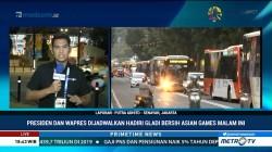 Jokowi-JK akan Pantau Gladi Bersih Upacara Pembukaan Asian Games