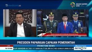 Jokowi: Pentingnya Menjaga Persatuan dan Meningkatkan Kepedulian Ditengah Perbedaan