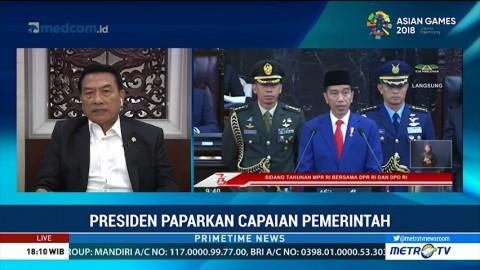 Jokowi: Pentingnya Menjaga Persatuan dan Meningkatkan Kepedulian