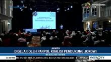 Jokowi-Maruf Adakan Pelatihan untuk Tim Kampanye