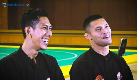 Buka-bukaan Pesilat Ganda Putra Andalan Indonesia di Asian Games