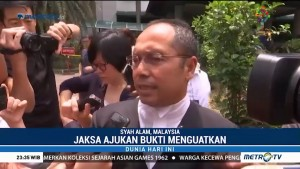 Jaksa Beberkan Bukti Menguatkan Keterlibatan Siti Aisyah