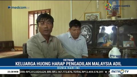 Keluarga Terdakwa Pembunuh Kim Jong-nam Harap Pengadilan