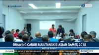 Tim Putra Bulu Tangkis Indonesia Langsung Melaju ke Perempat Final
