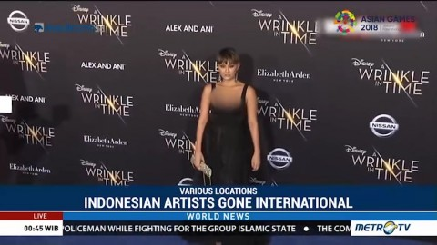 Indonesian Artists Gone International