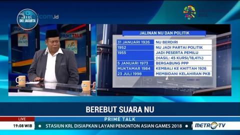 Makna Kartu Anggota NU untuk Prabowo