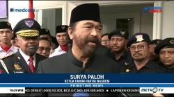 Tanggapan Surya Paloh Soal Pidato Ketua MPR