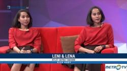 Si Kembar Lena & Leni Atlet Sepak Takraw yang Pernah Menjadi Buruh
