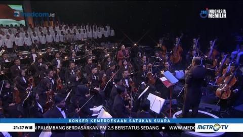Konser Kemerdekaan Satukan Suara (2)
