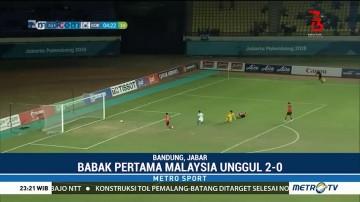 Malaysia Taklukan Korsel 2-0