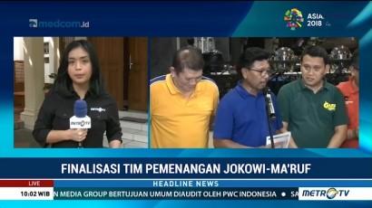 Koalisi Indonesia Kerja Gelar Rapat Finalisasi Tim Pemenangan