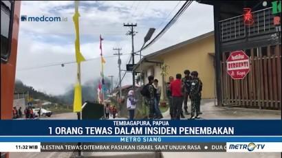 Terjadi Penembakan di Tengah Upacara HUT RI di Papua