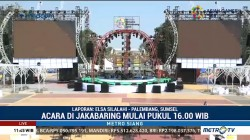 Palembang Gelar Nobar Pembukaan Asian Games 2018