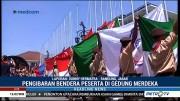 Bandung Gelar Upacara Pengibaran Bendera Peserta Asian Games