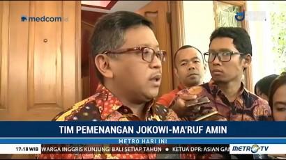 Matangkan Tim Kampanye, Sekjen Koalisi Indonesia Kerja Kembali Berkumpul