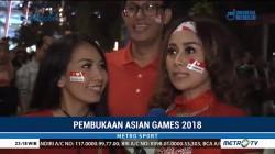 Komentar Warga soal Upacara Pembukaan Asian Games 2018