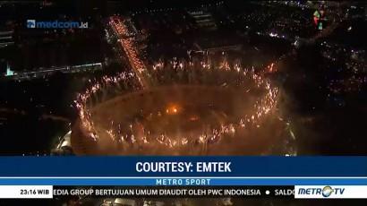 Kemeriahan <i>Opening Ceremony</i> Asian Games 2018