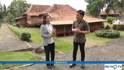 Cerita di Balik Rumah Limas Khas Palembang