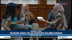 Yayasan Sobat Budaya Gelar Ekspedisi Kuliner Daerah