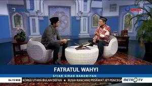 Syiar Sirah Nabawiyah: Fatratul Wahyi (2)