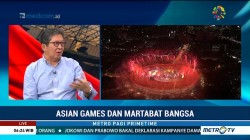 Asian Games dan Martabat Bangsa (1)