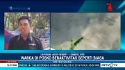 Gempa Susulan 6,5 SR di Lombok Sebabkan Longsor