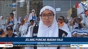 Jemaah Haji Indonesia Berangkat ke Arafah Hari Ini