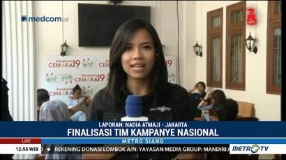 Sekjen Koalisi Indonesia Kerja Finalkan Tim Kampanye Nasional