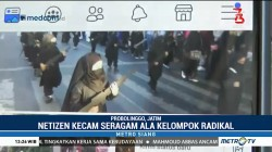Gusdurian Probolinggo Minta Polisi Usut Pawai Siswa TK Bawa Replika Senjata