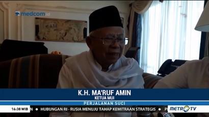 Ketua MUI Minta Beda Hari Iduladha Indonesia dan Arab Saudi Tak Dipersoalkan