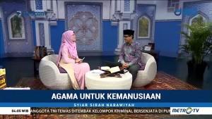 Syiar Sirah Nabawiyah: Agama untuk Kemanusiaan (1)