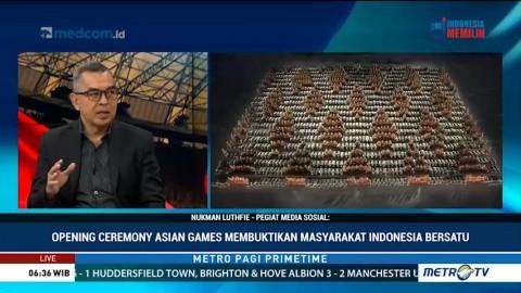 Bersatu untuk Asian Games