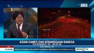 Bedah Editorial MI: Asian Games dan Kebangaan Bangsa