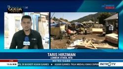 Trauma Gempa, Warga Memilih Tinggal di Lapangan