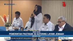 36 Katering Siap Layani Jemaah Haji Indonesia