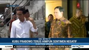 Adu Isu Ekonomi Jokowi vs Prabowo
