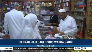 Berkah Haji Bagi Bisnis Warga Arab Saudi