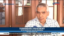 IAGI Dorong Pemerintah Tetapkan Gempa Lombok Jadi Bencana Nasional