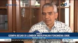 IAGI: Gempa Lombok Tak Ubah Struktur Tanah
