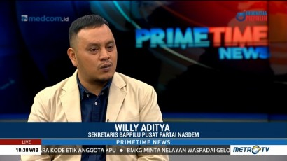 NasDem: Ridwan Kamil Representasi Jokowi di Jabar