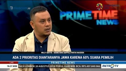 Dukungan TGB Diyakini Dongkrak Suara Jokowi di NTB
