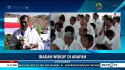 Ini Kegiatan Jemaah Haji Selama Wukuf di Arafah