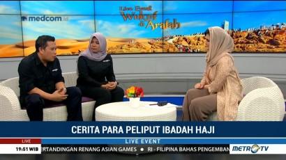 Cerita Para Peliput Ibadah Haji